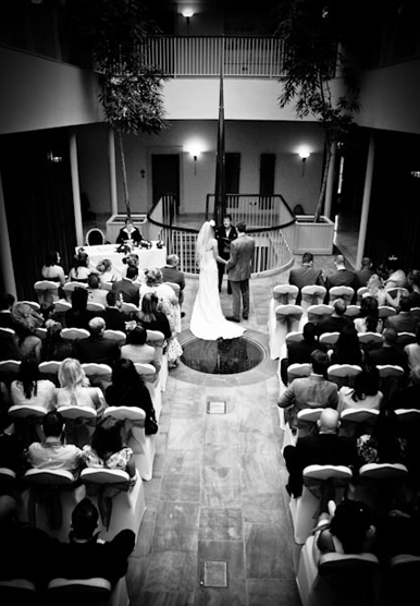 Seaham Hall Wedding from a height with North East Photographer Jan Secker Photographic Middlesbrough